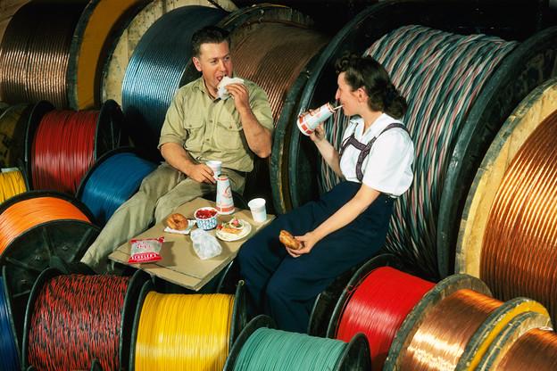 Le sud du Luxembourg est une terre d'industrie, mais aussi de bonnes tables! (Photo: Alamy Stock Photos)