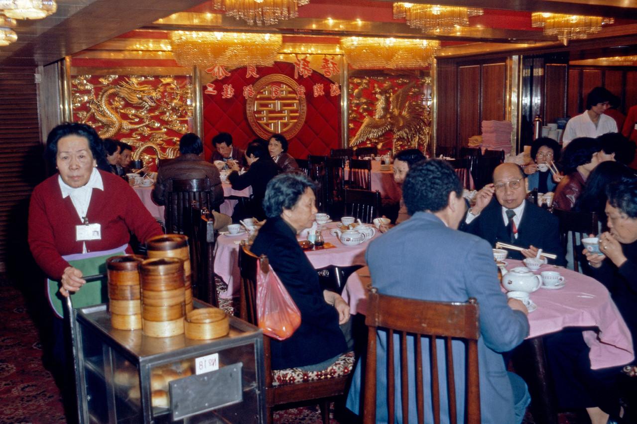Un peu de kitsch asiatique pour le nouvel an chinois? Plutôt deux fois qu'une! (Photo: United Archives GmbH/Alamy Stock Photo)