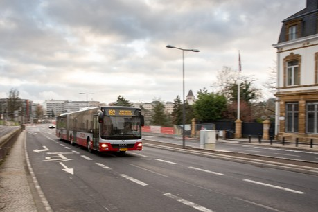 Les frontaliers belges pourront bénéficier de la gratuité sur ces 7 lignes financées par le Grand-Duché. (Photo: Romain Gamba/Maison Moderne)