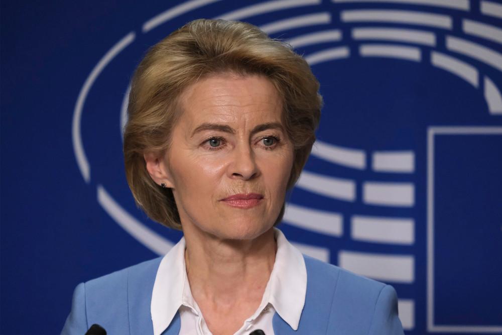 Ursula von der Leyen s'est félicitée de voir 256millions d'Européens entièrement vaccinés. (Photo: Shutterstock)