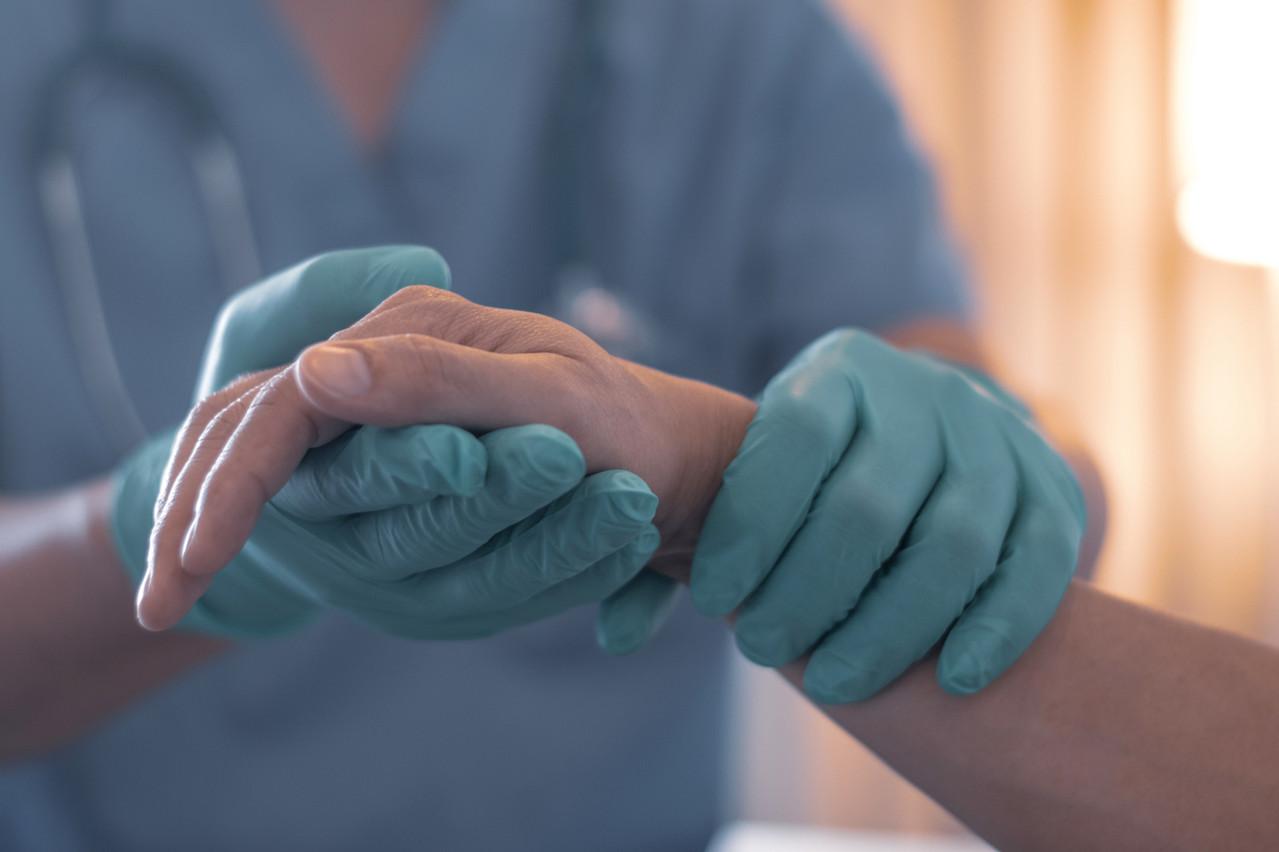 En 2017 et 2018, 15 des 19 patients qui ont bénéficié d'une euthanasie souffraient d'un cancer. (Photo: Shutterstock)