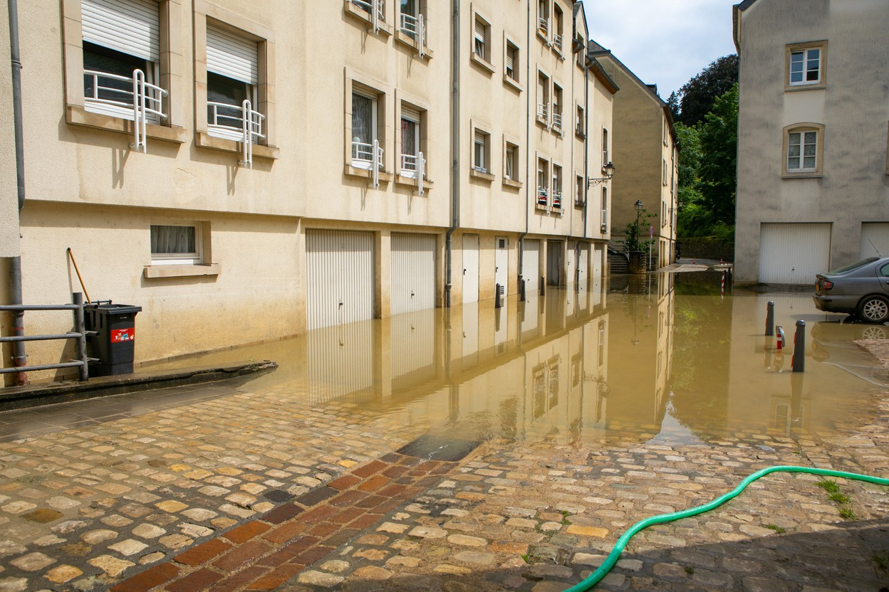From 1980 to 2017, losses caused by weather and climate events cost €718 million. (Photo: Matic Zorman/Maison Moderne)