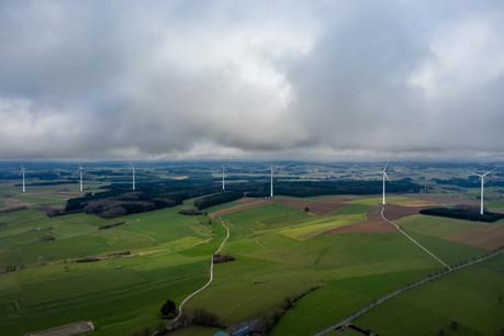 L'énergie éolienne contribue à hauteur de 27% de l'électricité produite au Luxembourg. (Photo: Nader Ghavami / Archives Maison Moderne)