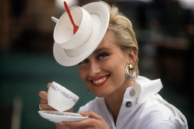 «Afternoon Tea» ou «High Tea», l'heure du thé n'est pas à prendre à la légère... (Photo: ColourNews / Alamy Stock Photo)