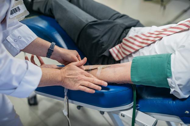 Être dispensé de 2heures de travail pour faire un don de sang est l'objet d'une pétition qui sera sous peu mise en ligne et ouverte à signature. (Photo: EdouardOlszewski/archives)