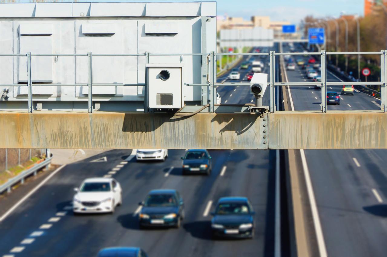 Les radars automatiques font recette au Luxembourg. (Photo: Shutterstock)