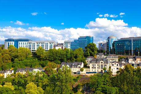 Il faut emprunter 729.096 euros en moyenne pour acheter un bien dans le centre de Luxembourg, selon atHome. (Photo: Shutterstock)