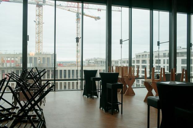 Le confinement se conjugue aujourd'hui au passé mais 23.000 équivalents temps plein restent concernés par le chômage partiel au Luxembourg (Photo: Matic Zorman / Maison Moderne)