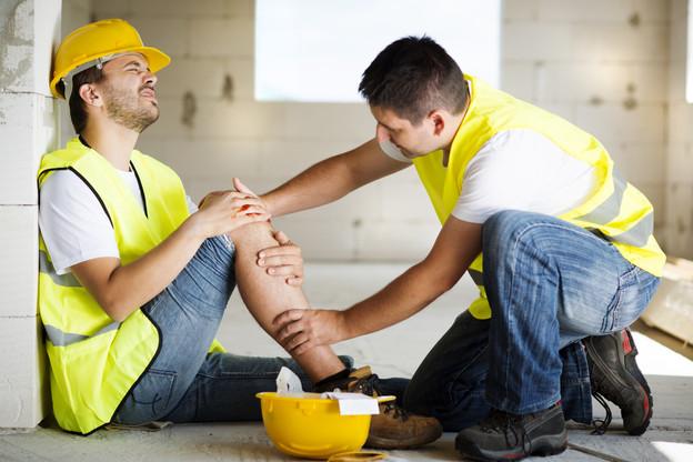 L'Association Assurance Accident a dénombré 16.142accidents professionnels, un chiffre en légère baisse. (Photo; Shutterstock)