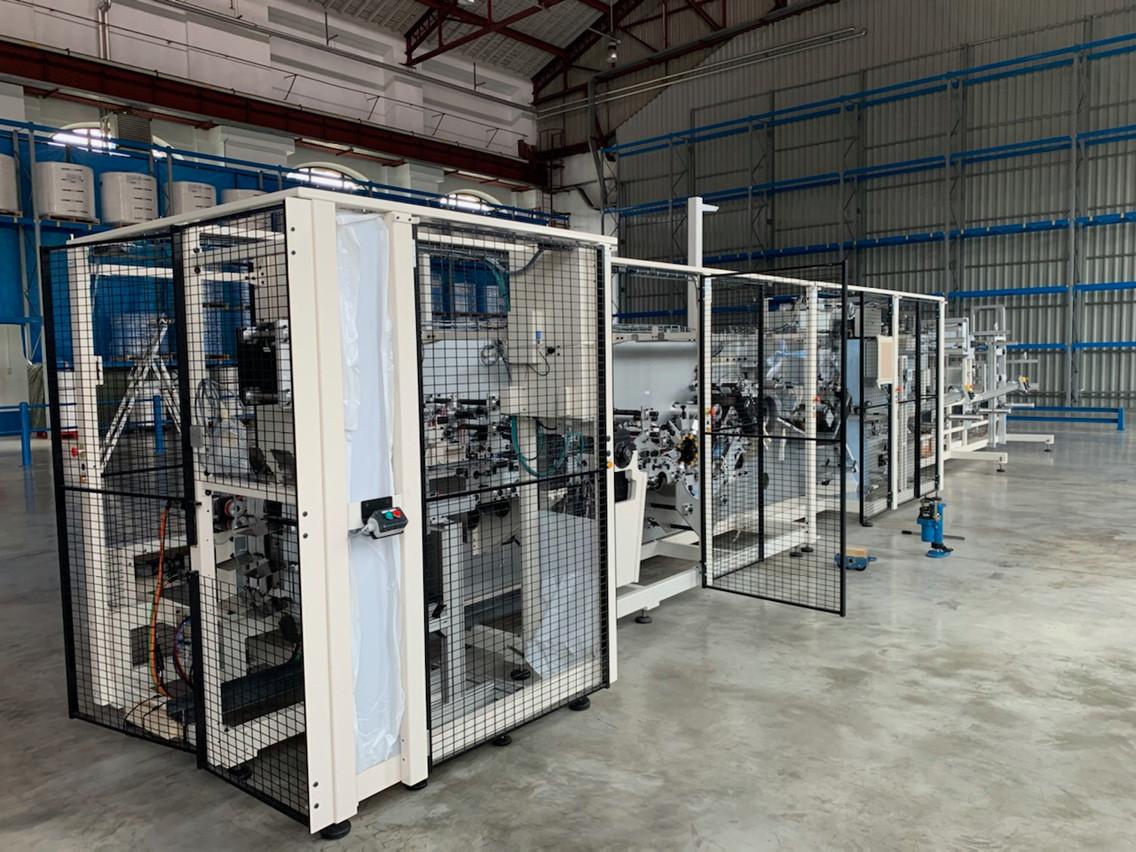 L'usine pourrait aussi produire d'autres sortes de matériel dont le monde médical a besoin. Jean-Luc Doucet