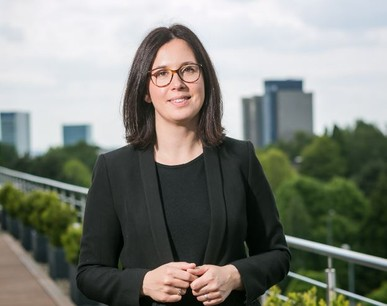 Sanela Kevric, Sales Director Fidelity International Photo: Fidelity International
