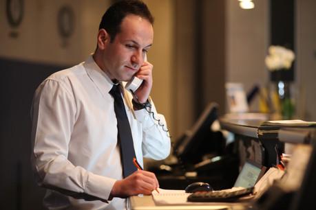 Les services de conciergerie au sein des entreprises est là pour soulager les salariés dans l'organisation de leur vie privée. (Photo: Shutterstock)