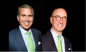 Daniel D. Dolan, Jr, et Roger S. McEniry, membres dirigeants chez Dolan McEniry Capital Management (Partenaire d'iM Global Partner depuis 2016) (Photo: iM Global Partner)