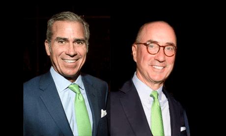 Daniel D. Dolan, Jr, et Roger S. McEniry, membres dirigeants chez Dolan McEniry Capital Management (Partenaire d'iM Global Partner depuis 2016) (Photo: iM Global Partner)