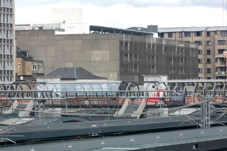The northern footbridge will be glazed. (Photo: Romain Gamba/Maison Moderne)