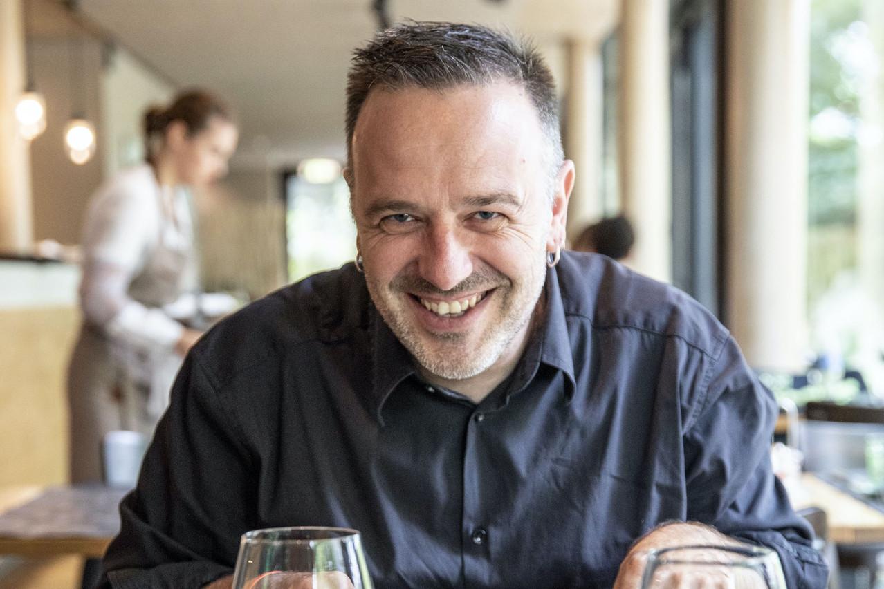 John Rech remplace Danielle Igniti à la tête du Centre culturel Opderschmelz. (Photo: Jan Hanrion / Maison Moderne)