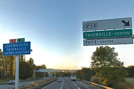 Depuis le 23 juillet 2019, la DIR Est a débuté des travaux de réparation du viaduc de Beauregard. (Photo: Google Streetview/Capture d'écran)