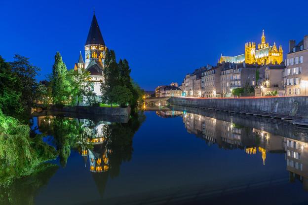 Le principal favori à Metz est le sénateur François Grosdidier. (Photo: Shutterstock)