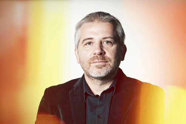 Sébastien Larose, Directeur Innovation chez InTech (Photo: Maison Moderne)