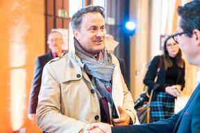 Xavier Bettel (Premier ministre) ((Photo: Olivier Anbergen / Melting Prod))