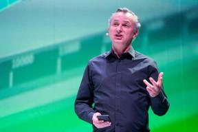 Marco Tempest (Accenture) ((Photo: Olivier Anbergen / Melting Prod))