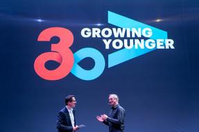 Laurent Moscetti(Accenture) et Marco Tempest (Accenture) ((Photo: Olivier Anbergen / Melting Prod))