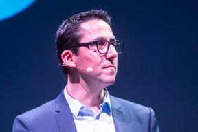 Laurent Moscetti(Accenture) ((Photo: Olivier Anbergen / Melting Prod))
