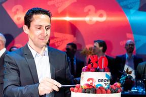 Accenture a fêté ses 30 ans aux Rotondes ((Photo: Olivier Anbergen / Melting Prod))