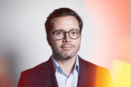 Michael Roth, Senior Wealth Structuring Manager, ING Luxembourg. (Photo: Maison Moderne)