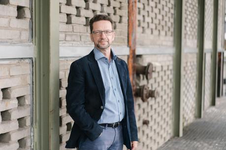 Johnny Brebels, Director Company Relations and Support chez Luxinnovation: «Nous aidons les entreprises à se développer et à devenir plus résilientes.» (Photo: Marion Dessard/Luxinnovation)