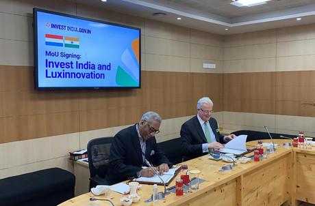 Le Luxembourg se positionne comme le 15einvestisseur étranger direct en Inde, selon les statistiques officielles indiennes. Les flux d'investissements directs étrangers du Luxembourg vers l'Inde ont atteint, entre 2000 et 2019, quelque 2,58milliards d'euros. (Photo: Luxinnovation)