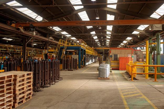 ArcelorMittal annonce avoir signé un accord d'investissement avec Invitalia. (Photo: Matic Zorman/Maison Moderne)