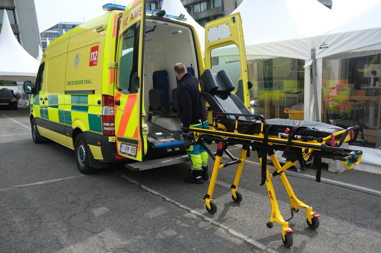 Depuis 2005, les ambulances belges interviennent en France, et vice versa, et cela sauve des vies. (Photo: Shutterstock)