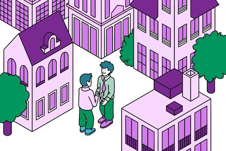 Qu'il s'agisse d'acquérir sa résidence principale ou d'un investissement locatif, devenir propriétaire soulève de nombreuses questions. Illustration: Maison Moderne