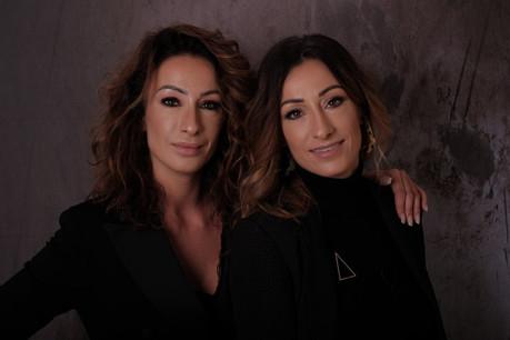 Héloïse Pierre, directrice générale, et Alison Pierre, directrice financière. (Photo:Crèche les Ptits bouchons)