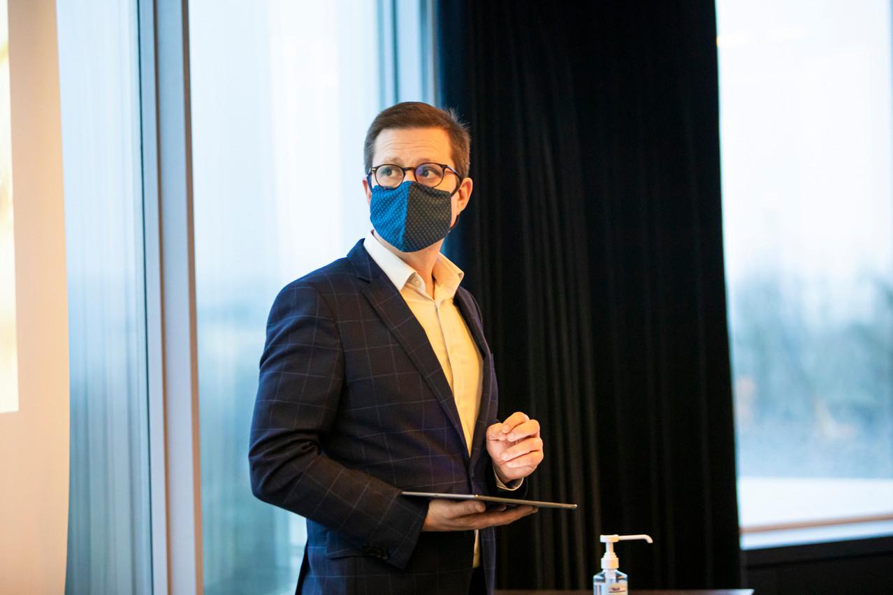 Philipp von Restorff (Luxembourg for Finance) (Photo: Julian Pierrot/Maison Moderne)
