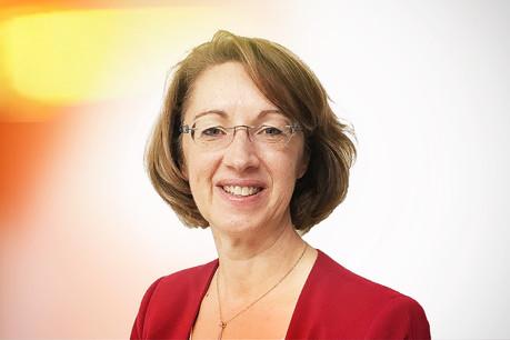 Catherine Bourin, membre du comité de direction de l'Association des Banques et Banquiers Luxembourg (ABBL). (Photo: Maison Moderne)