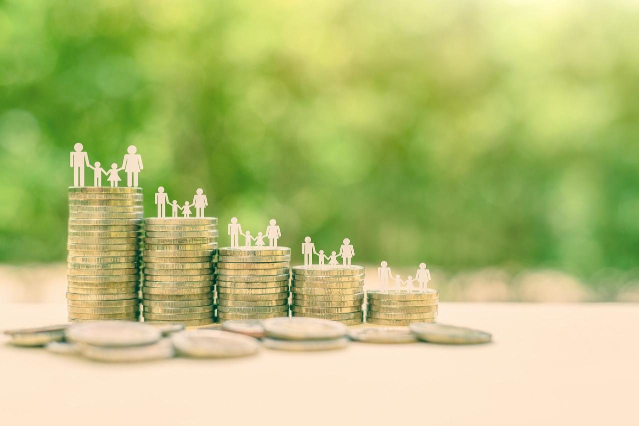 En 2020, les ménages ont vu leur patrimoine croître de 35.000milliards d'euros (+9,7%). (Photo: Shutterstock)