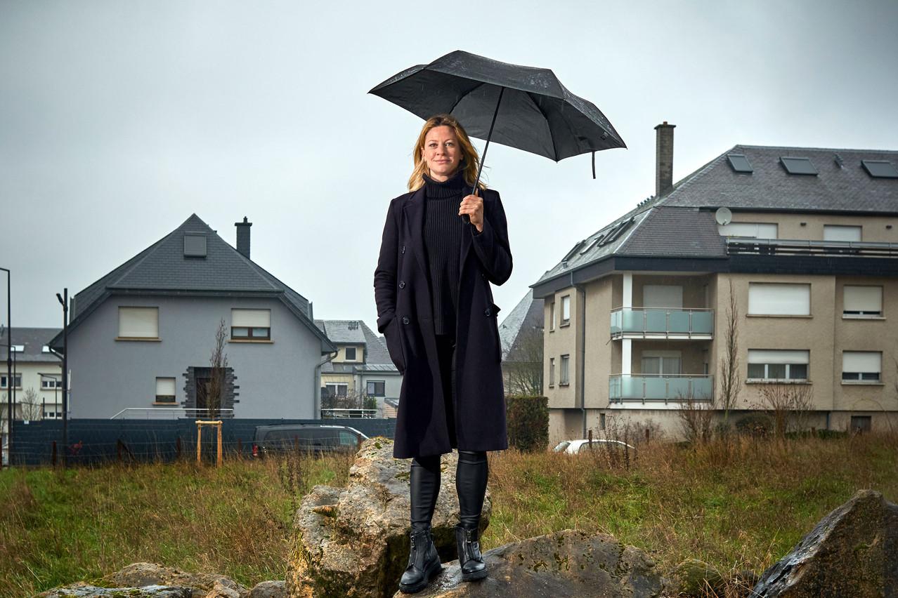 Nora Hammelmann prône l'occupation temporaire des terrains. (Photo: Andrés Lejona/Maison Moderne)
