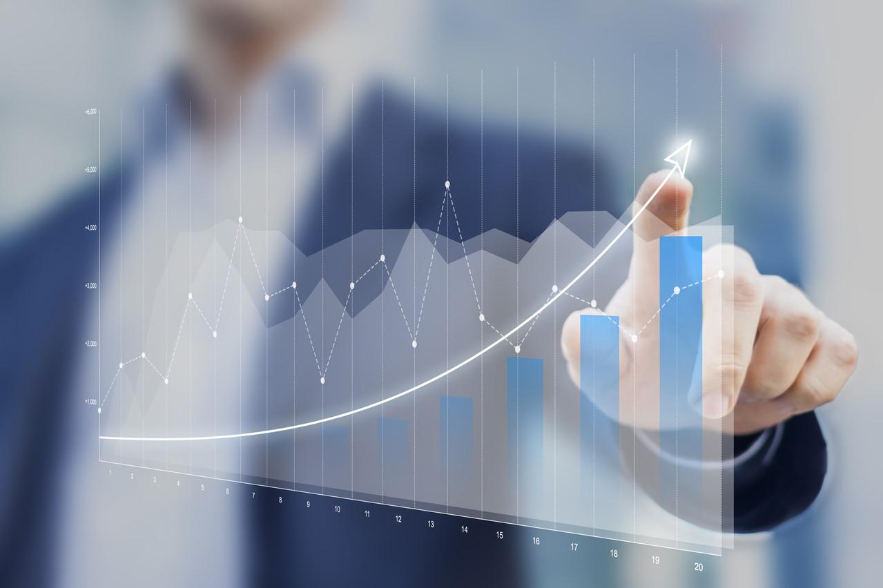 L'activité a augmenté pour 37% des entreprises interrogées lors des six derniers mois, et a diminué pour 10% d'entre elles, selon le premier baromètre de l'économie de la Chambre de commerce. (Photo: Shutterstock)