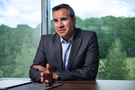 Franck Marchand, président de l'Institut luxembourgeois des actuaires, recense 270 membres. (Photo: Nader Ghavami)