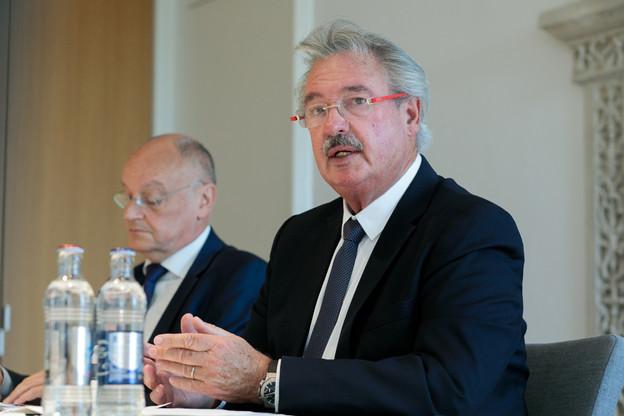 Le ministre JeanAsselborn (LSAP), une fois n'est pas coutume, a été forcé de prendre du repos au mois de juin. (Photo: Matic Zorman/archives Paperjam)