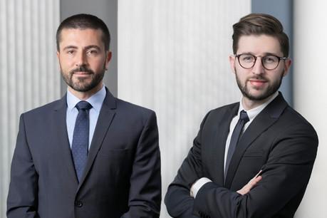 Selim Souissi, Partner/ Jeremy Da Silva Reis, Managing Associate  (Crédit Photo: Luther   )