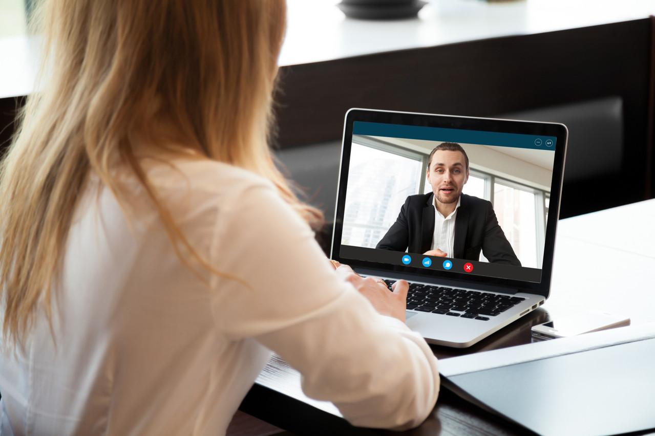 Dans un certain nombre de secteurs, le recrutement est simplifié par la messagerie instantanée, comme chez Job Today. L'Adem apporte un service aux entreprises et récupère ces offres qui lui échappent. La start-up accroît sa visibilité. (Photo: Shutterstock)