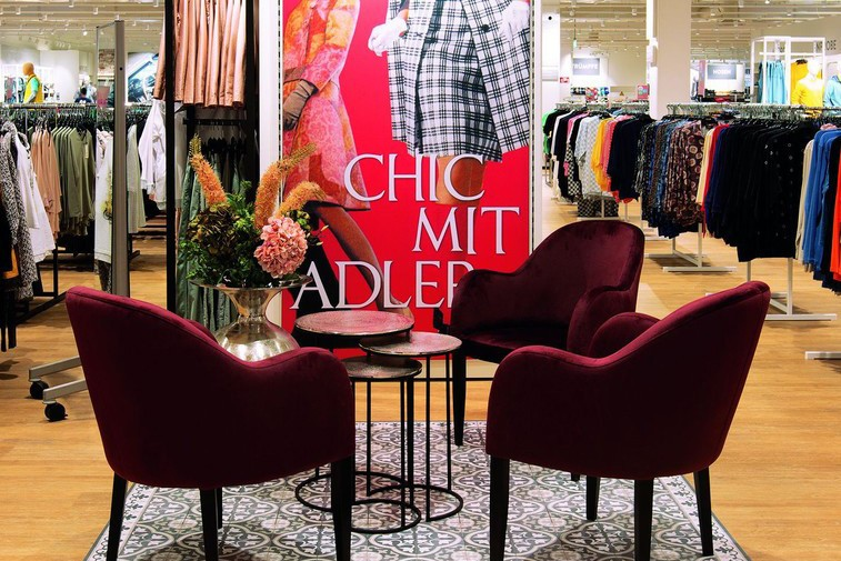 Three ADLER outlets are present in Luxembourg. Photo: Adler