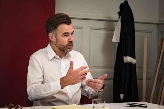 Franz Fayot: «Il sera intéressant de voir si le CSV continue l'œuvre de démontage à des fins de politique politicienne d'un texte qu'il a contribué à élaborer au cours de la dernière décennie.» (Photo: Nader Ghavami / Archives)