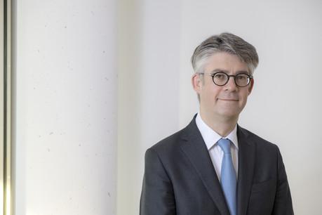 Marco Zwick, director de la CSSF. (Photo: CSSF)