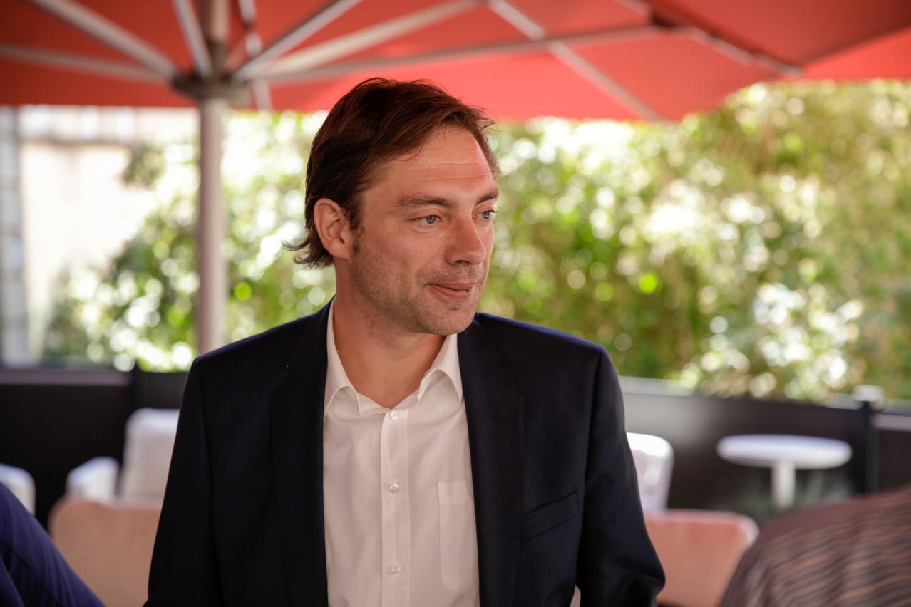 FredKeup sera le prochain député de l'ADR. (Photo: Romain Gamba/Maison Moderne)