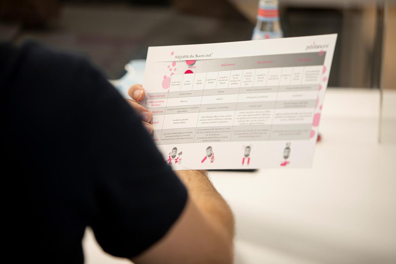 Advanced Training 3/6: Time Management - 16.06.2021 (Photo: Simon Verjus/Maison Moderne)