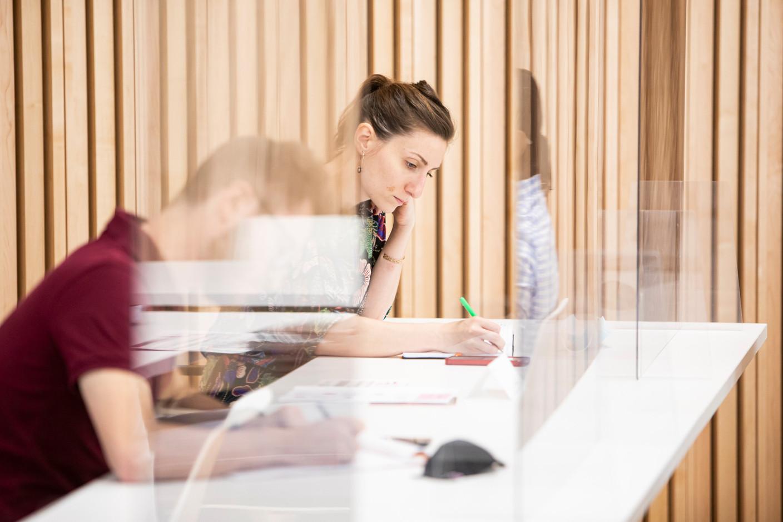 Aurélie Nicolas (InTech) (Photo: Simon Verjus/Maison Moderne)